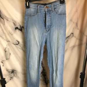 High Waist Fashion Nova Jeans